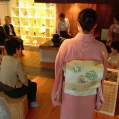 Tea Ceremony and Ikebana Events at Gallery SOLA